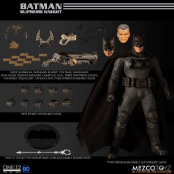 Mezco One:12 Collective Supreme Knight Batman Pre-Order Monthly Pay